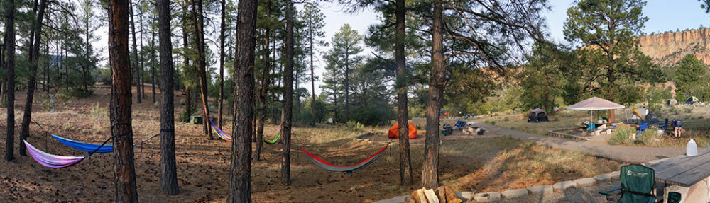 Queer Campout New Mexico